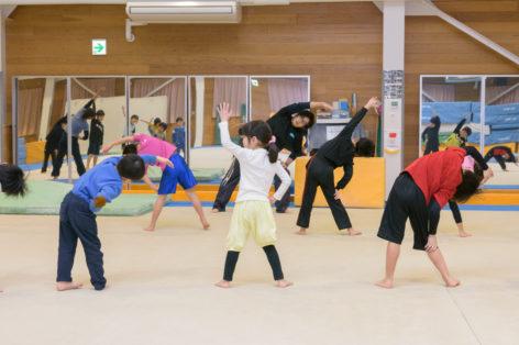 たのしい体操(園児クラス)