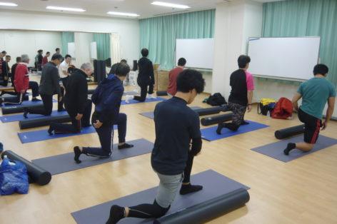 男性のためのコンディショニング&トレーニング